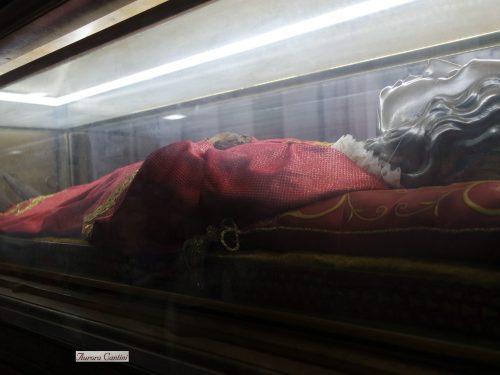 Santa Lucia, la ragazza di Siracusa con il cuore di Bergamo che riposa a Venezia