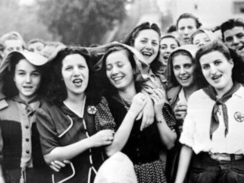 Le donne partigiane