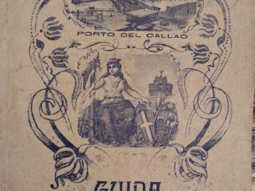 Guida dell'Immigrante nel Perù, Lima 1902