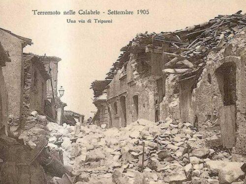 """""""Per i fratelli calabresi"""", l'ode struggente per il terremoto del 1905 scritta da Luigi Agostino Garibaldi"""