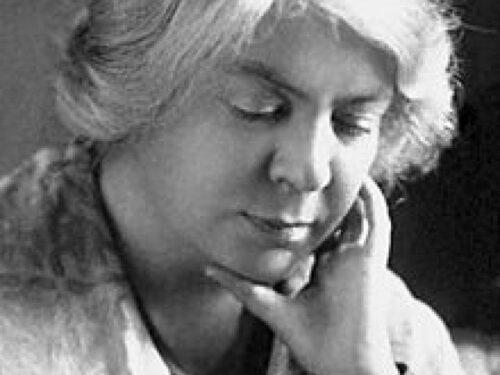 L'unica scrittrice italiana premiata con il Nobel