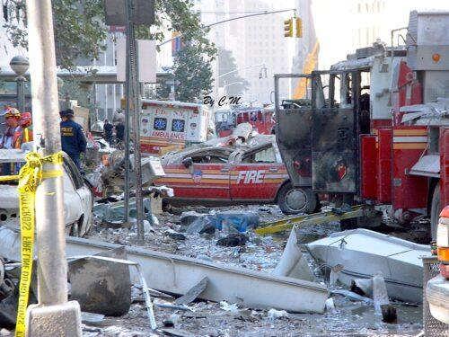L'11 Settembre vent'anni dopo, testimonianze bergamasche